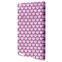 SCALES3 WHITE MARBLE & PINK DENIM (R) Apple iPad 3/4 Hardshell Case View3