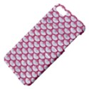 SCALES3 WHITE MARBLE & PINK DENIM (R) Apple iPhone 5 Hardshell Case with Stand View4