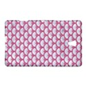 SCALES3 WHITE MARBLE & PINK DENIM (R) Samsung Galaxy Tab S (8.4 ) Hardshell Case  View1