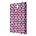 SCALES3 WHITE MARBLE & PINK DENIM (R) Samsung Galaxy Tab S (8.4 ) Hardshell Case  View2
