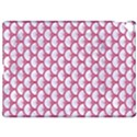 SCALES3 WHITE MARBLE & PINK DENIM (R) Apple iPad Pro 12.9   Hardshell Case View1