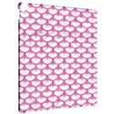 SCALES3 WHITE MARBLE & PINK DENIM (R) Apple iPad Pro 12.9   Hardshell Case View2