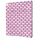 SCALES3 WHITE MARBLE & PINK DENIM (R) Apple iPad Pro 12.9   Hardshell Case View3