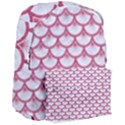 SCALES3 WHITE MARBLE & PINK DENIM (R) Giant Full Print Backpack View3