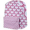 SCALES3 WHITE MARBLE & PINK DENIM (R) Giant Full Print Backpack View4