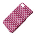 SCALES3 WHITE MARBLE & PINK DENIM Apple iPhone 4/4S Hardshell Case with Stand View4