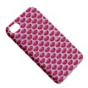 SCALES3 WHITE MARBLE & PINK DENIM Apple iPhone 4/4S Hardshell Case with Stand View5