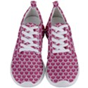SCALES3 WHITE MARBLE & PINK DENIM Men s Lightweight Sports Shoes View1