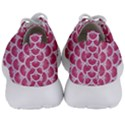 SCALES3 WHITE MARBLE & PINK DENIM Men s Lightweight Sports Shoes View4