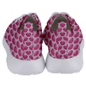 SCALES3 WHITE MARBLE & PINK DENIM Women s Lightweight Sports Shoes View4
