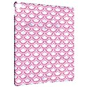 SCALES2 WHITE MARBLE & PINK DENIM (R) Apple iPad Pro 12.9   Hardshell Case View2