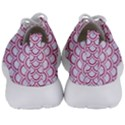 SCALES2 WHITE MARBLE & PINK DENIM (R) Men s Lightweight Sports Shoes View4
