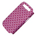 SCALES2 WHITE MARBLE & PINK DENIM Samsung Galaxy S III Hardshell Case (PC+Silicone) View4