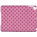 SCALES2 WHITE MARBLE & PINK DENIM Apple iPad Pro 9.7   Hardshell Case View1