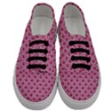 SCALES2 WHITE MARBLE & PINK DENIM Men s Classic Low Top Sneakers View1