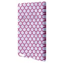 SCALES1 WHITE MARBLE & PINK DENIM (R) Apple iPad 3/4 Hardshell Case View3