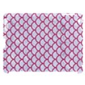 SCALES1 WHITE MARBLE & PINK DENIM (R) Apple iPad 3/4 Hardshell Case (Compatible with Smart Cover) View1