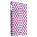 SCALES1 WHITE MARBLE & PINK DENIM (R) Apple iPad 3/4 Hardshell Case (Compatible with Smart Cover) View2