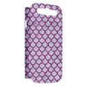 SCALES1 WHITE MARBLE & PINK DENIM (R) Samsung Galaxy S III Hardshell Case (PC+Silicone) View2