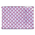 SCALES1 WHITE MARBLE & PINK DENIM (R) Apple iPad Mini Hardshell Case View1