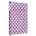 SCALES1 WHITE MARBLE & PINK DENIM (R) Apple iPad Mini Hardshell Case View2