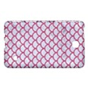 SCALES1 WHITE MARBLE & PINK DENIM (R) Samsung Galaxy Tab 4 (7 ) Hardshell Case  View1