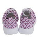 SCALES1 WHITE MARBLE & PINK DENIM (R) Running Shoes View4