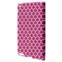 SCALES1 WHITE MARBLE & PINK DENIM Apple iPad 3/4 Hardshell Case View3