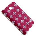 ROYAL1 WHITE MARBLE & PINK DENIM (R) Samsung Galaxy Tab 4 (7 ) Hardshell Case  View5