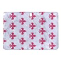 ROYAL1 WHITE MARBLE & PINK DENIM Samsung Galaxy Tab Pro 12.2 Hardshell Case View1