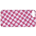 HOUNDSTOOTH2 WHITE MARBLE & PINK DENIM Apple iPhone 5 Classic Hardshell Case View1