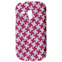 HOUNDSTOOTH2 WHITE MARBLE & PINK DENIM Galaxy S3 Mini View3