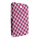 HOUNDSTOOTH2 WHITE MARBLE & PINK DENIM Samsung Galaxy Note 8.0 N5100 Hardshell Case  View2