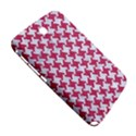 HOUNDSTOOTH2 WHITE MARBLE & PINK DENIM Samsung Galaxy Note 8.0 N5100 Hardshell Case  View5