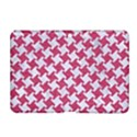 HOUNDSTOOTH2 WHITE MARBLE & PINK DENIM Samsung Galaxy Tab 2 (10.1 ) P5100 Hardshell Case  View1