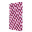 HOUNDSTOOTH2 WHITE MARBLE & PINK DENIM Samsung Galaxy Tab 2 (10.1 ) P5100 Hardshell Case  View3