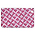 HOUNDSTOOTH2 WHITE MARBLE & PINK DENIM Samsung Galaxy Tab Pro 8.4 Hardshell Case View1
