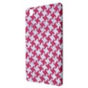 HOUNDSTOOTH2 WHITE MARBLE & PINK DENIM Samsung Galaxy Tab Pro 8.4 Hardshell Case View3