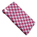 HOUNDSTOOTH2 WHITE MARBLE & PINK DENIM Samsung Galaxy Tab Pro 8.4 Hardshell Case View4