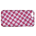 HOUNDSTOOTH2 WHITE MARBLE & PINK DENIM Apple iPhone 6 Plus/6S Plus Hardshell Case View1