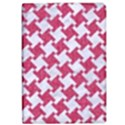 HOUNDSTOOTH2 WHITE MARBLE & PINK DENIM Apple iPad Pro 10.5   Flip Case View1