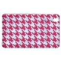 HOUNDSTOOTH1 WHITE MARBLE & PINK DENIM Samsung Galaxy Tab Pro 8.4 Hardshell Case View1