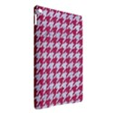 HOUNDSTOOTH1 WHITE MARBLE & PINK DENIM iPad Air 2 Hardshell Cases View2