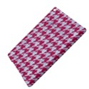 HOUNDSTOOTH1 WHITE MARBLE & PINK DENIM iPad Air 2 Hardshell Cases View4