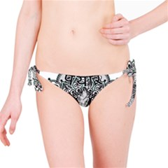 Ornate Hindu Elephant  Bikini Bottom by Valentinaart