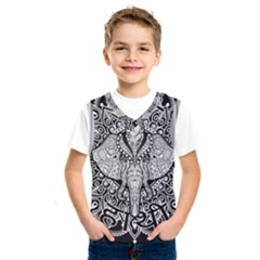 Ornate Hindu Elephant  Kids  Sportswear
