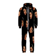 Crying Kim Kardashian Hooded Jumpsuit (kids)