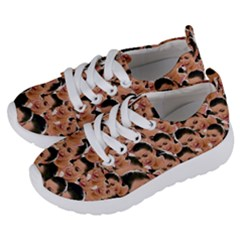Crying Kim Kardashian Kids  Lightweight Sports Shoes by Valentinaart
