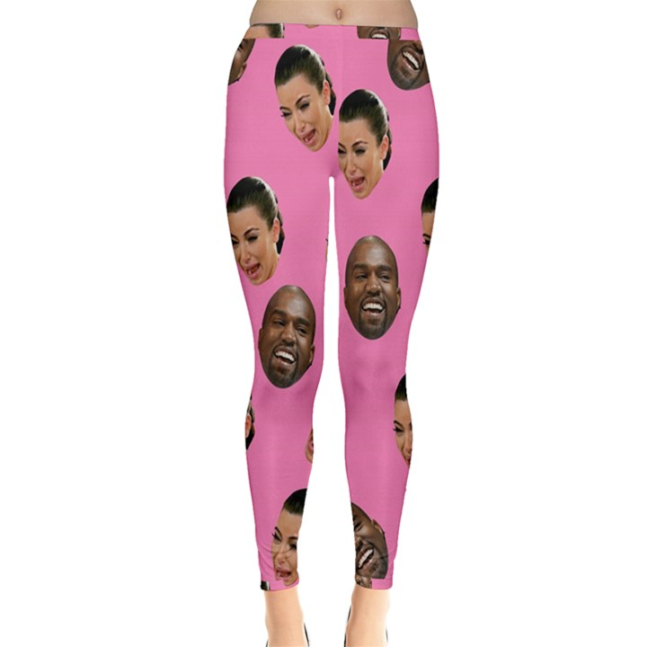 Crying Kim Kardashian Inside Out Leggings