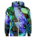 Lilac And Lillies 1 Men s Zipper Hoodie View1